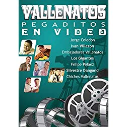 Vallenatos Pegaditos en Video