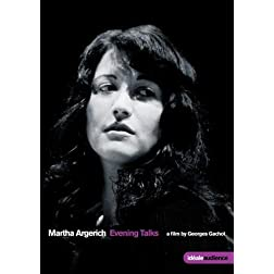 Martha Argerich, Evening Talks