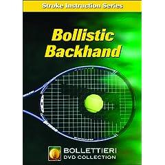 Nick Bollettieri's Stroke Instruction Series: Bollistic Backhand DVD