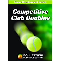 Nick Bollettieri's Game Development Series: Competitive Club Doubles DVD