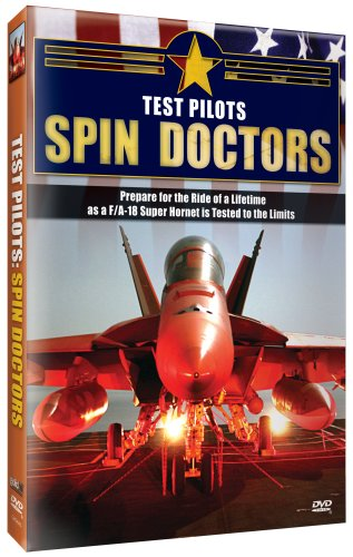 Test Pilots: Spin Doctors