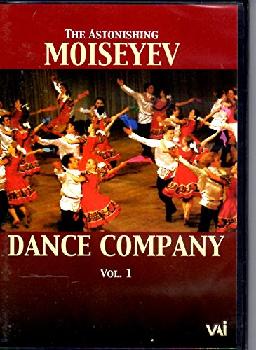 The Moiseyev Dance Company, Vol. 1