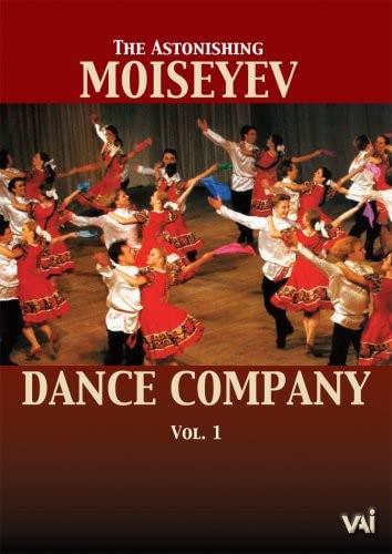 The Moiseyev Dance Company, Vol. 1