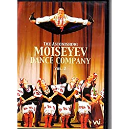 The Astonishing Moiseyev Dance Company, Vol. 2