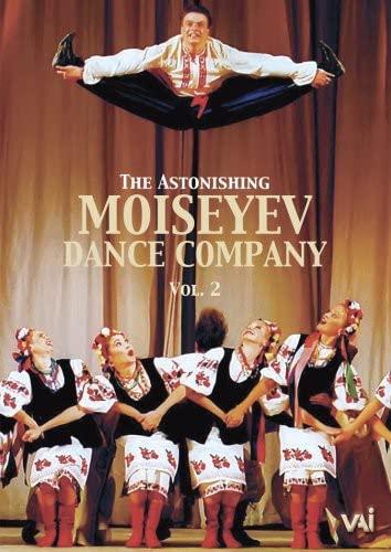 The Astonishing Moiseyev Dance Company, Vol. 2
