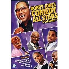 Bobby Jones: Comedy All Stars, Vol. 2