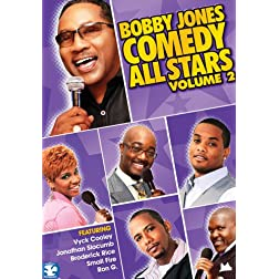 Bobby Jones: Comedy All Stars, Vol. 2