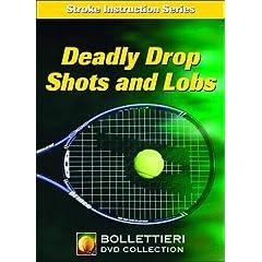 Nick Bollettieri's Stroke Instruction Series: Deadly Drop Shots and Lobs DVD