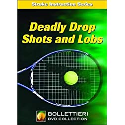 Nick Bollettieri's Stroke Instruction Series: Deadly Drop Shots and Lobs DVD