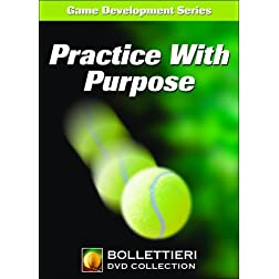 Nick Bollettieri's Game Development Series: Practice Drills With a Purpose DVD