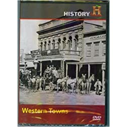 Wild West Tech: Western Towns