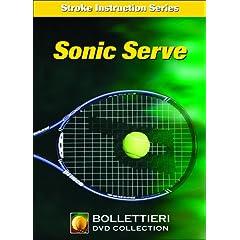 Nick Bollettieri's Stroke Instruction Series: Sonic Serve DVD