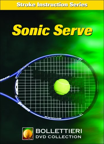 Nick Bollettieri's Stroke Instruction Series: Sonic Serve DVD