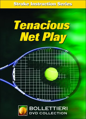 Nick Bollettieri's Stroke Instruction Series: Tenacious Net Play DVD