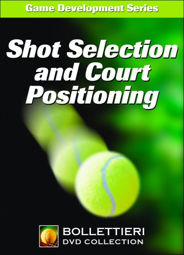 Nick Bollettieri's Game Development Series: Shot Selection and Court Positioning DVD