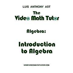 The Video Math Tutor: Algebra: Introduction to Algebra (NTSC)