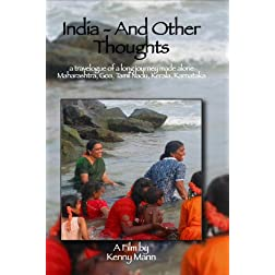 India - And Other Thoughts (Institutional Use - Library/High School/Non-Profit)