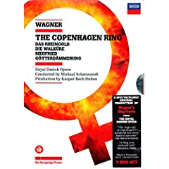 The Copenhagen Ring: The Complete DVD Set