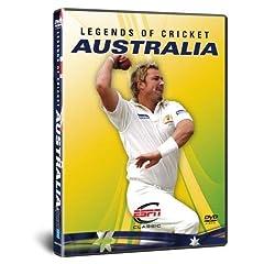 Legends of Cricket Australia