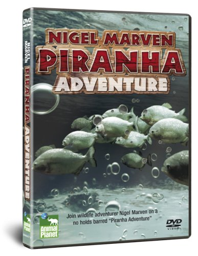 Pirahnas With Nigel Marven