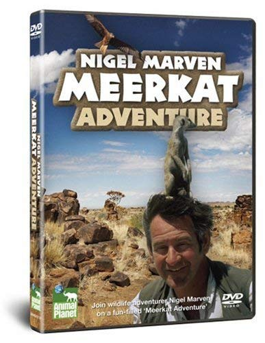 Meerkats With Nigel Marven