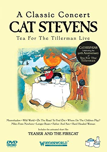 Tea For The Tillerman Live