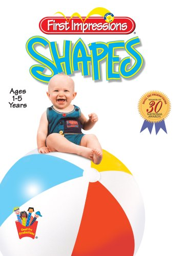 Baby's First Impression: Shapes