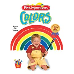 Baby's First Impression: Colors