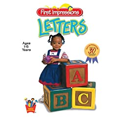 Baby's First Impression: Letters