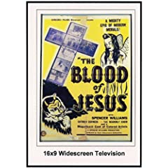Blood of Jesus (Widescreen TV)