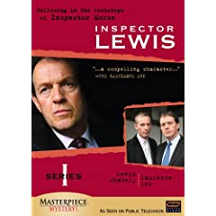 Inspector Lewis 1- Mystery!
