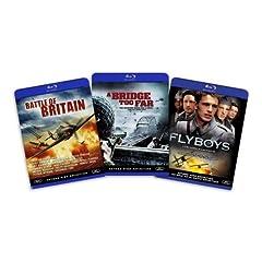 Blu-ray War Bundle (Battle of Britain / A Bridge Too Far / Flyboys) [Blu-ray]