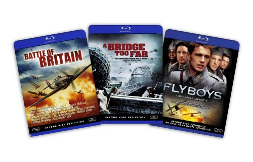 Blu-ray War Bundle (Battle of Britain / A Bridge Too Far / Flyboys) [Blu-ray]