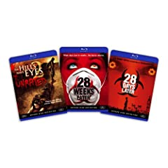 Blu-ray Horror Bundle (The Hills Have Eyes 2 / 28 Weeks Later / 28 Days Later) [Blu-ray]