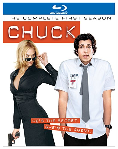 Chuck - The Complete First Season [Blu-ray]