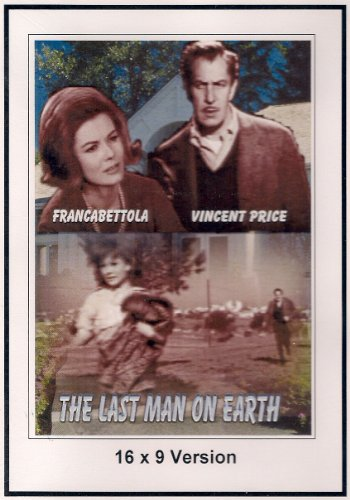 The Last Man On earth Widescreen TV