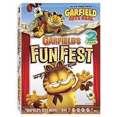 Garfield's Funfest / Garfield Gets Real