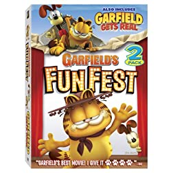 Garfield's Funfest / Garfield Gets Real
