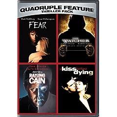 Thriller Pack Quadruple Feature