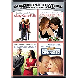 Romantic Comedy Pack Quadruple Feature