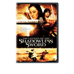 The Legend of the Shadowless Sword (with Digital Copy)