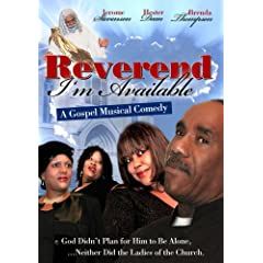 Reverend I'm Available