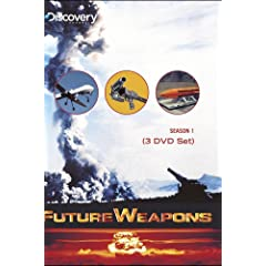 Future Weapons Season 1 (3 DVD Set)