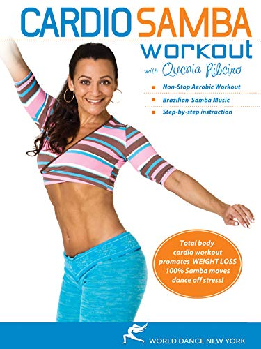 The Cardio Samba Workout