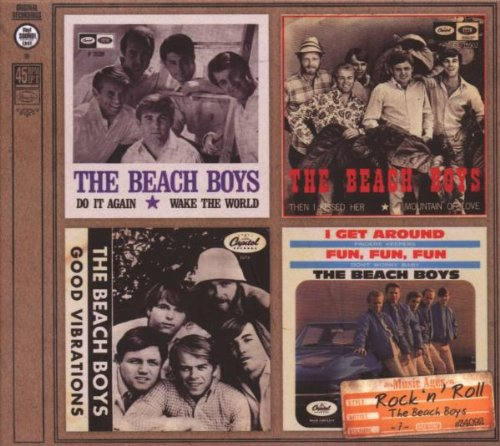 Music Ages, Volume 7: The Beach Boys