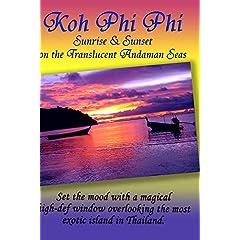 Tropical Sunset over Koh Phi Phi