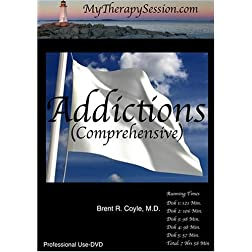 Comprehensive Addictions-The Pursuit of Authenticity-Professional Use DVD Copy*-Bundle