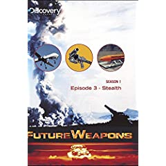 Future Weapons Season 1 - Episode 3: Stealth