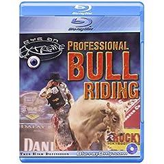 Eye on Extreme Professional Bull Riding [Blu-ray]
