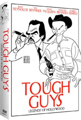 Legends of Hollywood: Tough Guys